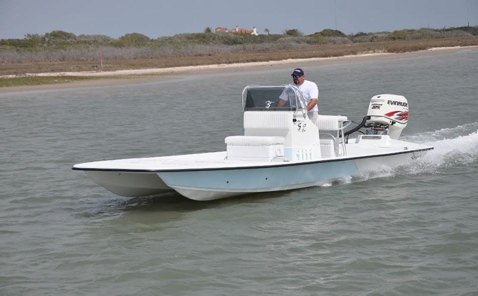 Aluminum Boat Builders Texas | Get My Boat Plans Here